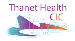 Logo for Thanet Health CIC