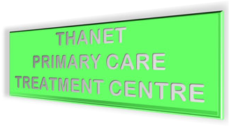 Logo for Thanet Primary Care Treatment Centre